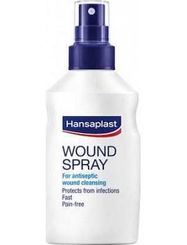 Hansaplast Σπρέι Αντισηπτικό Για Καθαρισμό Πληγών - 100ml