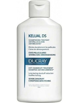 Ducray Kelual DS Shampooing Traitant - 100ml