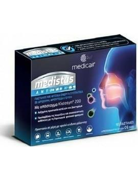 Medicair Medistus Antivirus - 10παστίλιες
