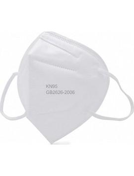 Baishuyuan Protective Mask KN95 GB2626-2006 - 1τμχ Σε Σακουλάκι