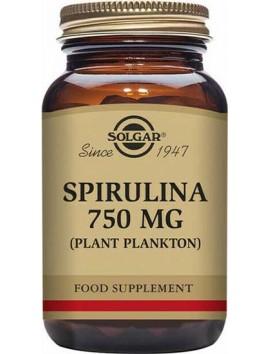 Solgar Spirulina 750mg - 80caps