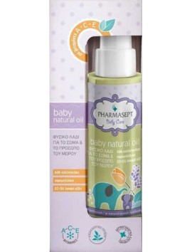 Pharmasept Baby Care Natural Oil - 100ml