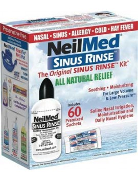 NEILMED The Original Sinus Rinse kit + 60sachets