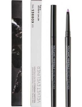 Korres Volcanic Mineral Velvet Eyeliner 73 Lavender Sorbet - 0,35gr