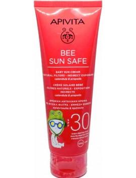 Apivita Bee Sun Safe Baby Sun Cream SPF30 - 100ml