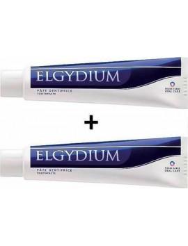 Elgydium Anti-plaque Οδοντόκρεμα με 50% έκπτωση στο 2ο προιόν - 2x100gr