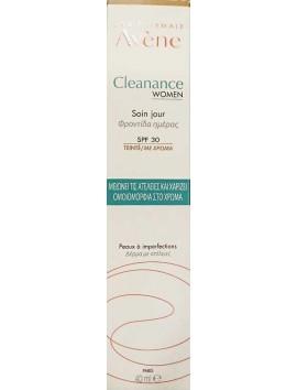 Avene Cleanance Women Soin Jour Tinted SPF30 - 40ml