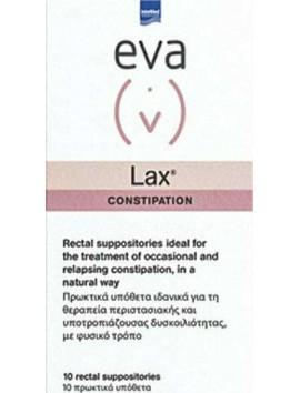 Eva Lax Constipation - 10τεμ.