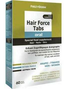 Frezyderm Hair Force Tabs Oral - 60tabs
