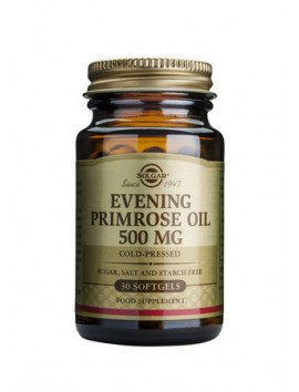 Solgar Evening Primrose Oil 500mg -30softgels
