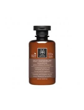 Apivita Oily Dandruff Shampoo 250ml