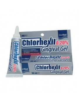 Intermed Chlorhexil 0,20% Gingival Gel 30ml
