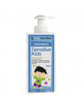 Frezyderm Sensitive Kids Shampoo for Boys - 200ml