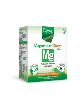 Power Health Magnesium Direct 350mg 30sticks