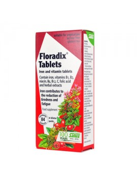 Power Health Floradix 84tabs