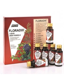 Power Health Floradix 10x20ml