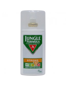 Jungle Formula Strong Soft Care Εντομοαπωθητικό Spray (IRF3) 75ml