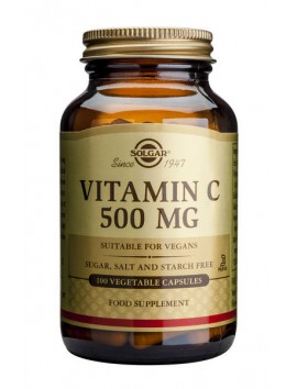 Solgar Vitamin C 500mg - 100veg.caps