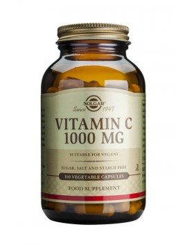 Solgar Vitamin C 1000mg - 100veg.caps
