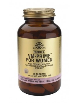 Solgar VM-Prime For Women - 90tabs